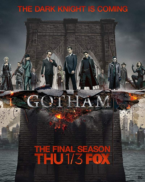 Gotham (2nd season)